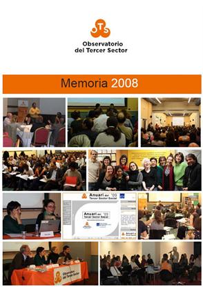 Memòria 2008 castellano