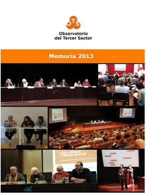 Memòria 2013 castellano