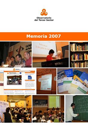 Memòria 2007 castellano