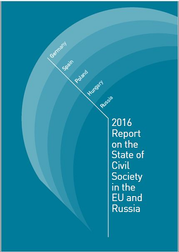 Report on the State of Civil Society in the EU and Russia