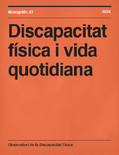 Discapacitat física i vida quotidiana
